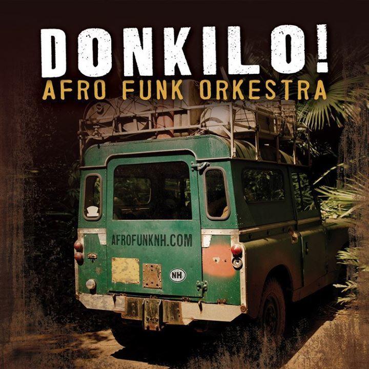 Donkilo! Afro Funk Orkestra Tour Dates
