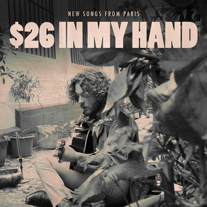 26$ In My Hand Tour Dates