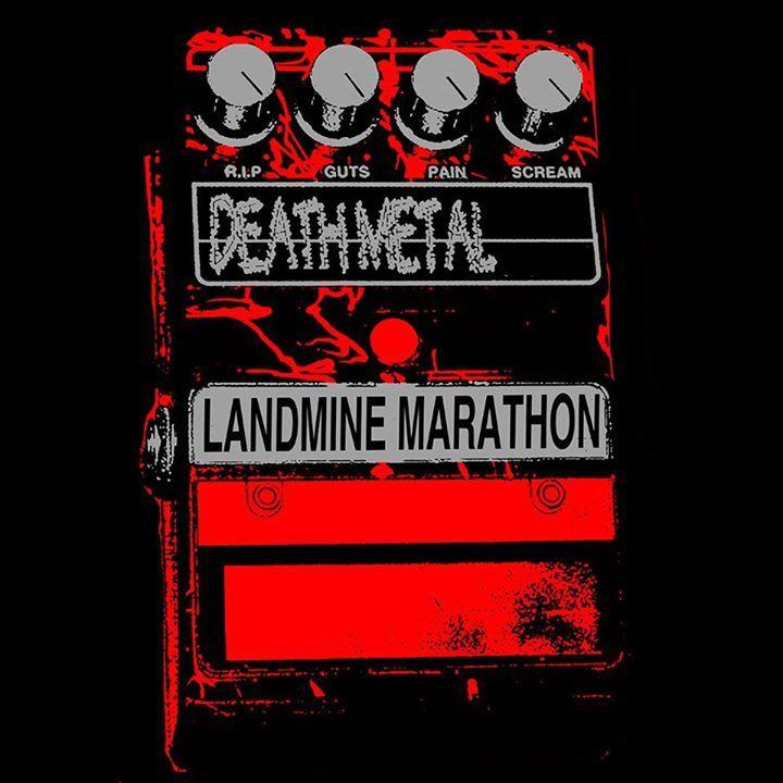 Landmine Marathon Tour Dates