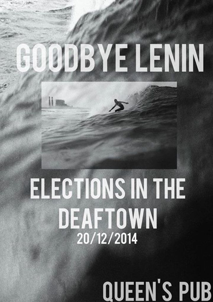 Goodbye Lenin Tour Dates