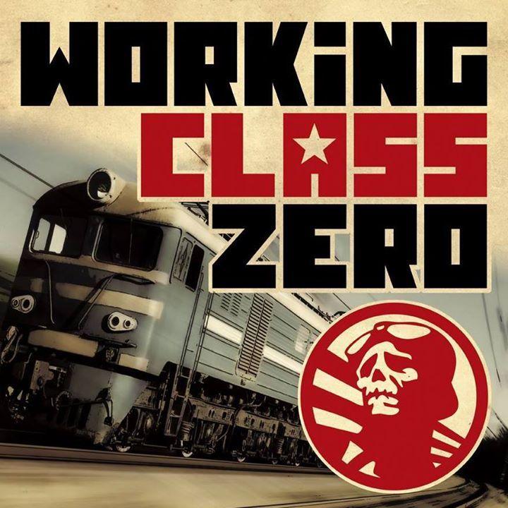 WORKING CLASS ZERO - officiel Tour Dates