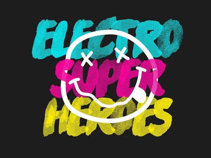 Electro SuperHeroes Tour Dates