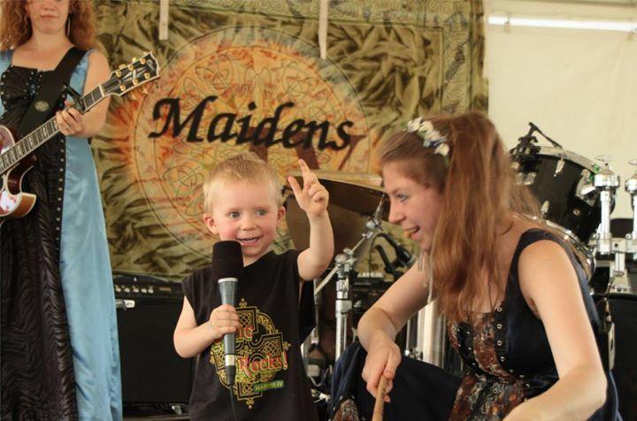 Maidens IV Tour Dates