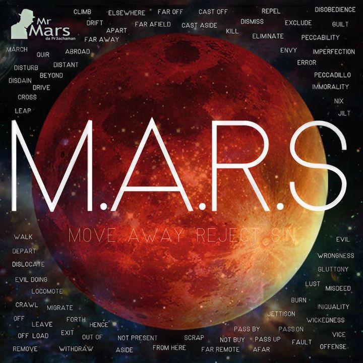 Mr Mars da Pr3achaman Tour Dates