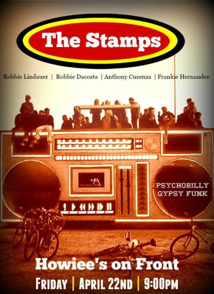 The Stamps Tour Dates