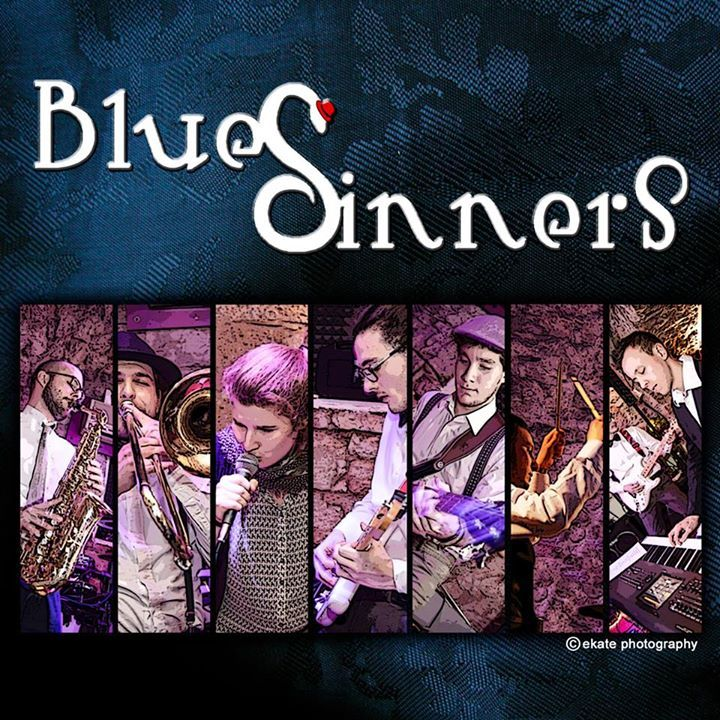 BlueSinnerS Tour Dates