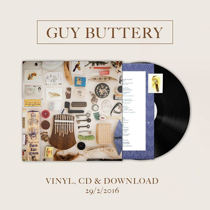 Guy Buttery Tour Dates