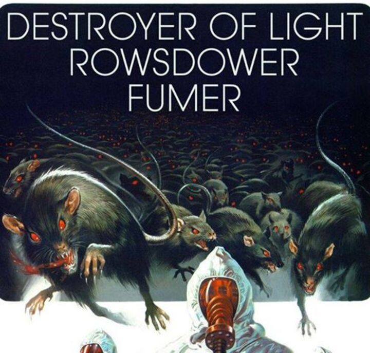 Rowsdower Tour Dates