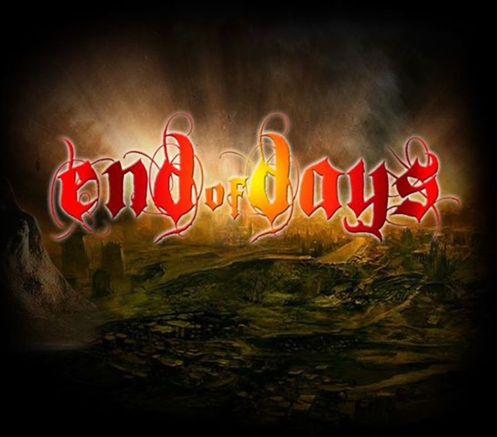 ENDofDAYS Music Tour Dates