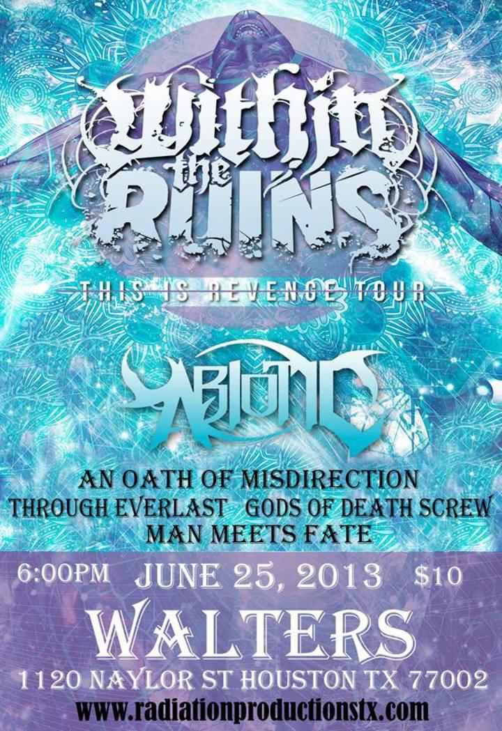 ThroughEverlast Tour Dates
