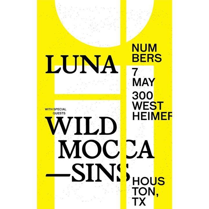 Wild Moccasins @ Club Dada - Dallas, TX