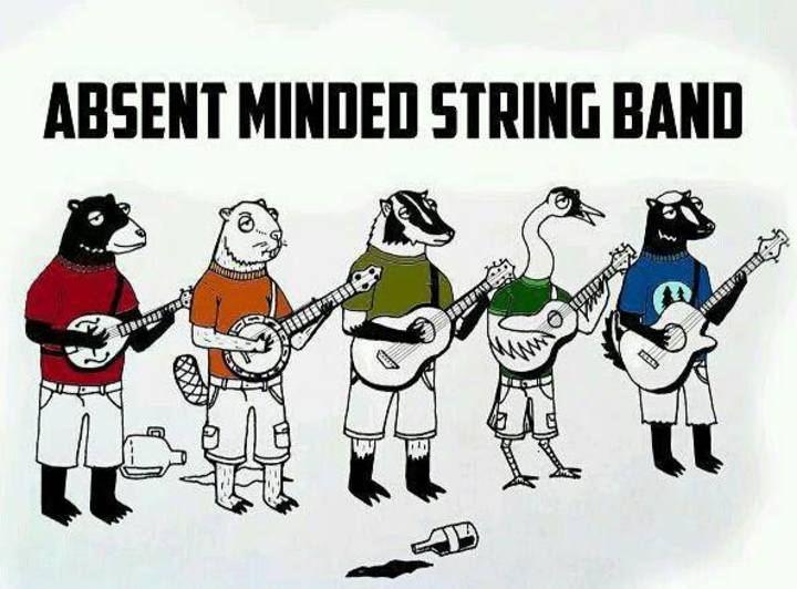 Absent Minded String Band Tour Dates