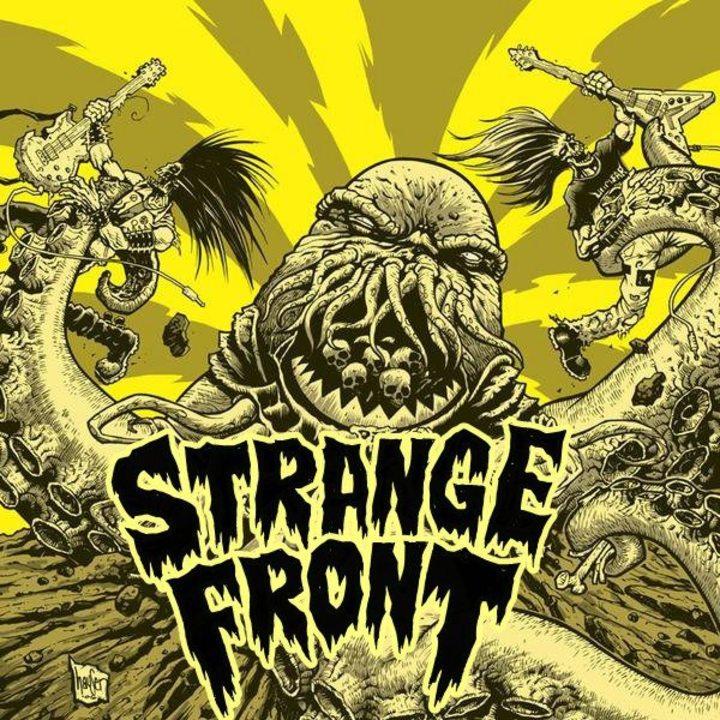 STRANGE FRONT Tour Dates