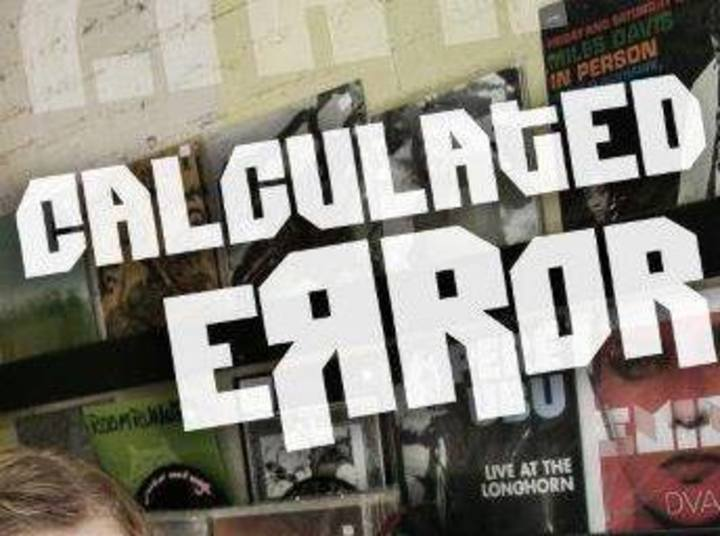 Calculated Error Tour Dates