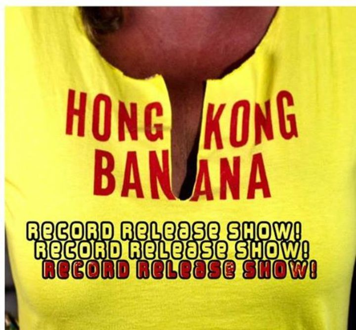 Hong Kong Banana Tour Dates