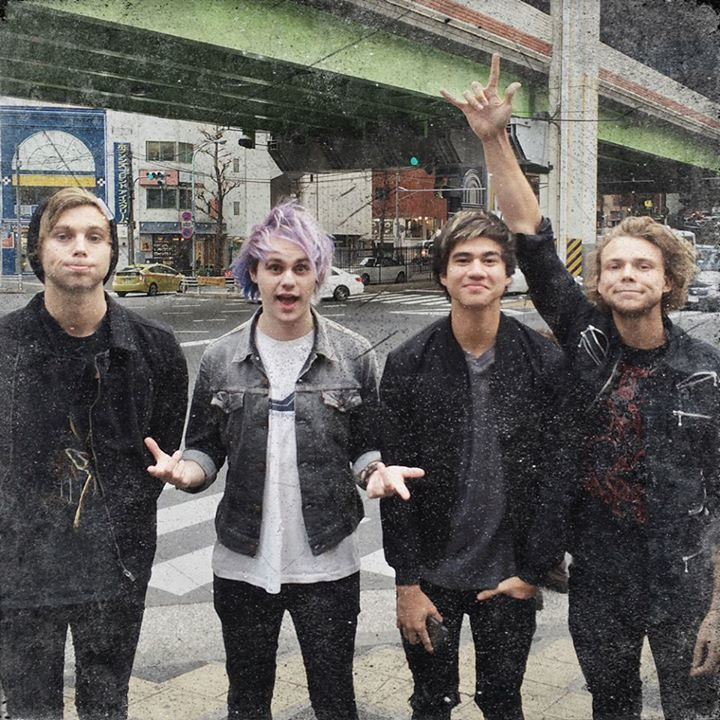5 Seconds of Summer @ Leadmill - Sheffield, United Kingdom
