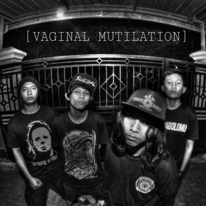 VAGINAL MUTILATION Tour Dates