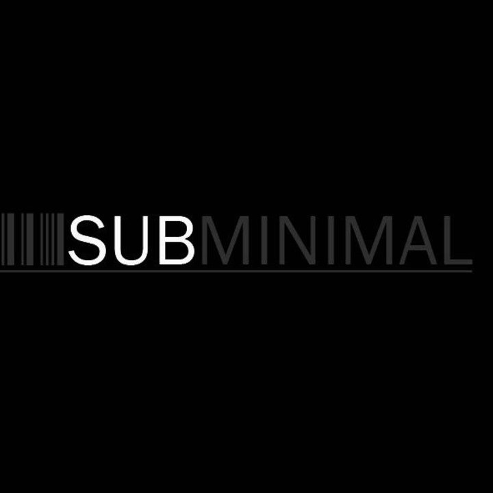 Subminimal Tour Dates