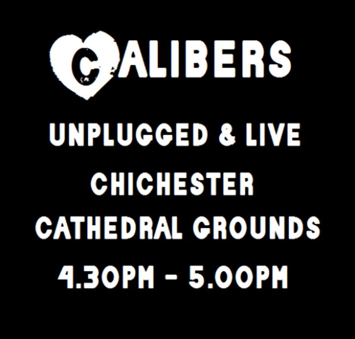 Calibers Tour Dates