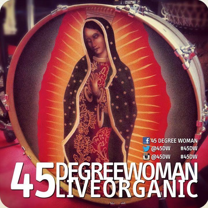 45 Degree Woman Tour Dates