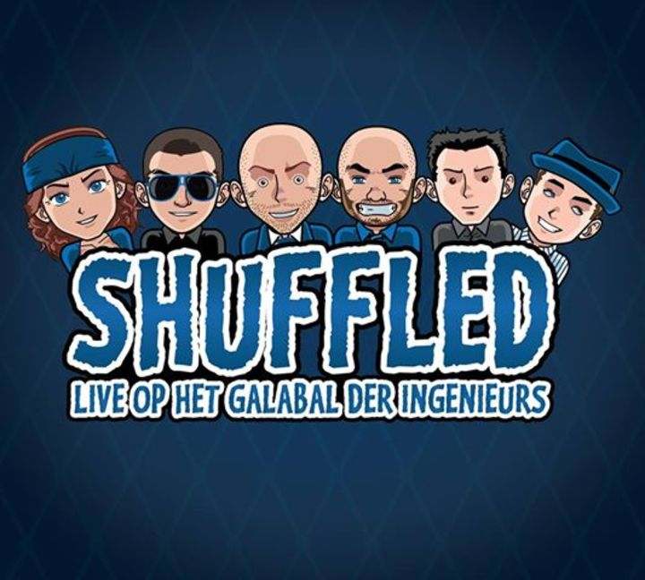 Shuffled Tour Dates