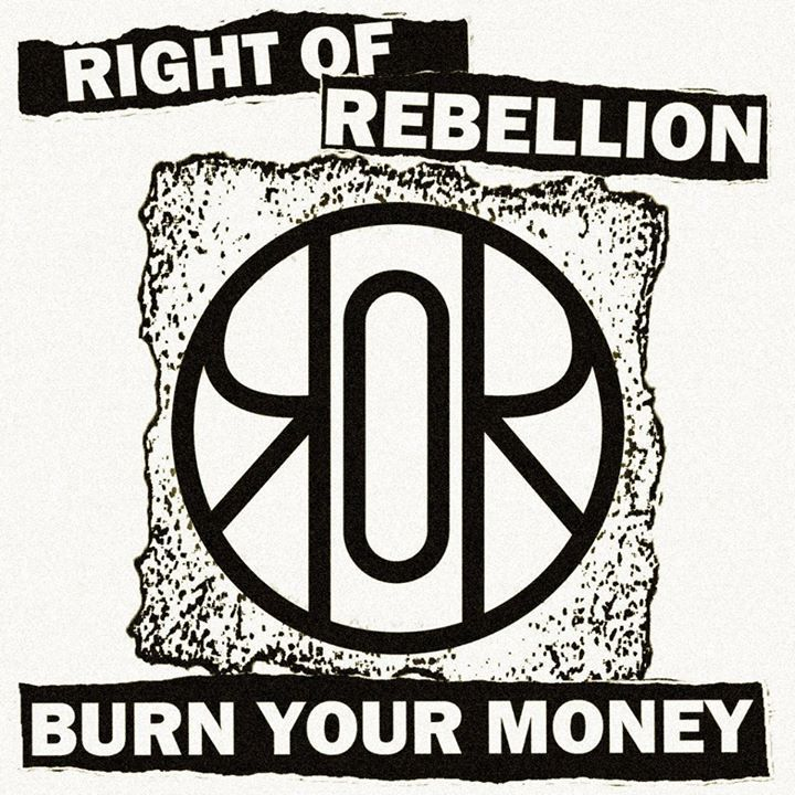 Right of Rebellion Tour Dates