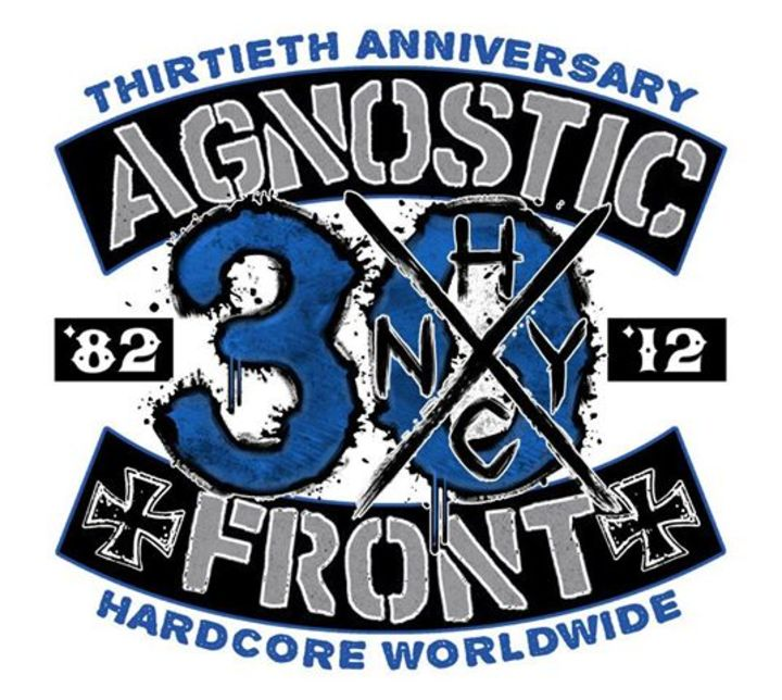 Agnostic Front Official Tour Dates