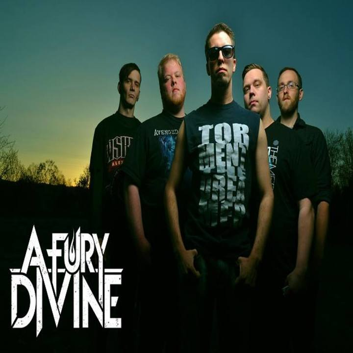 A Fury Divine Tour Dates