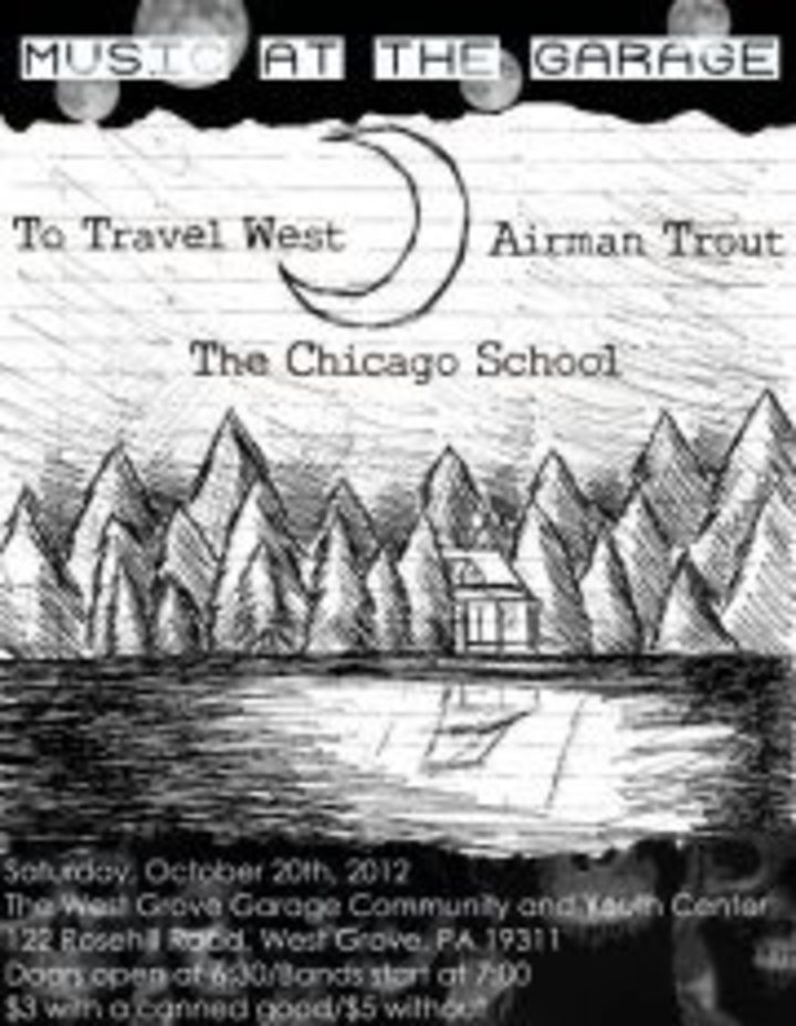 The Chicago School Tour Dates