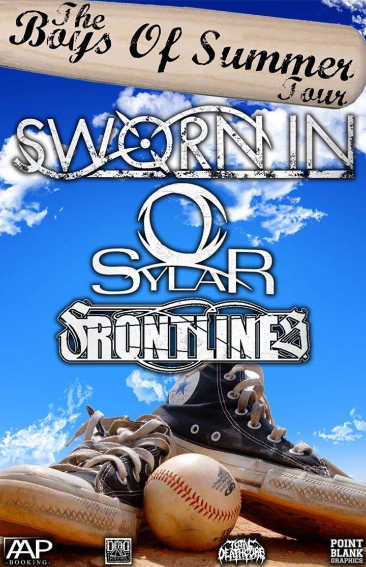 Frontlines Tour Dates