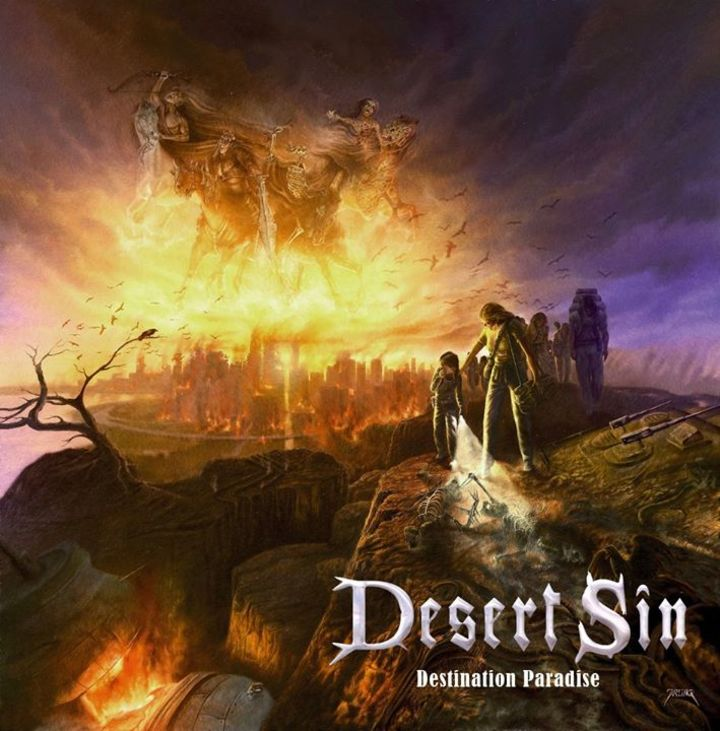 Desert Sin Tour Dates