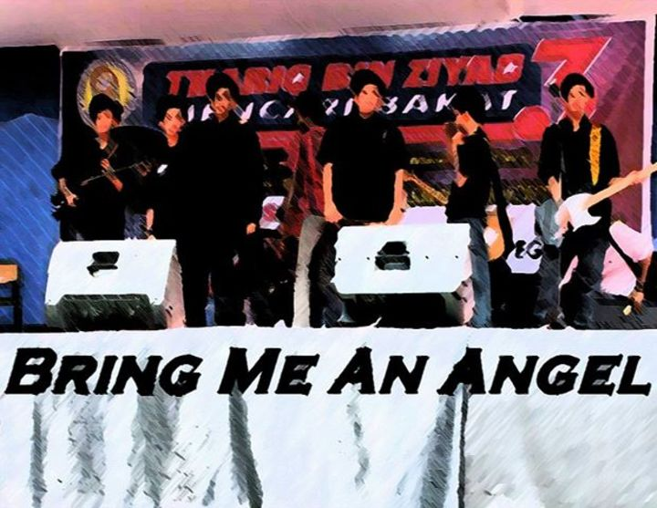 Bring Me An Angel Tour Dates