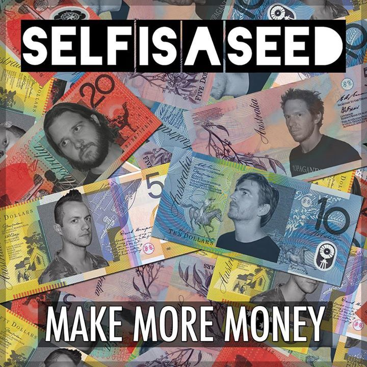 Self Is A Seed Tour Dates