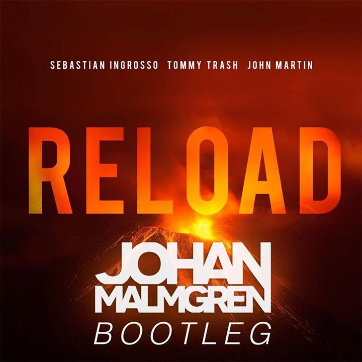 Johan Malmgren Tour Dates