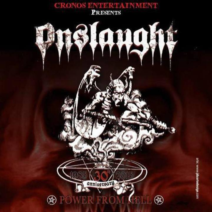 Onslaught - The Force (Fans Latinoamérica) Tour Dates