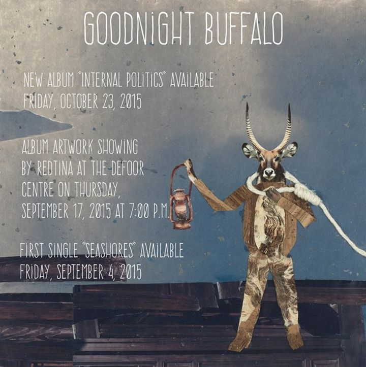 Goodnight Buffalo Tour Dates