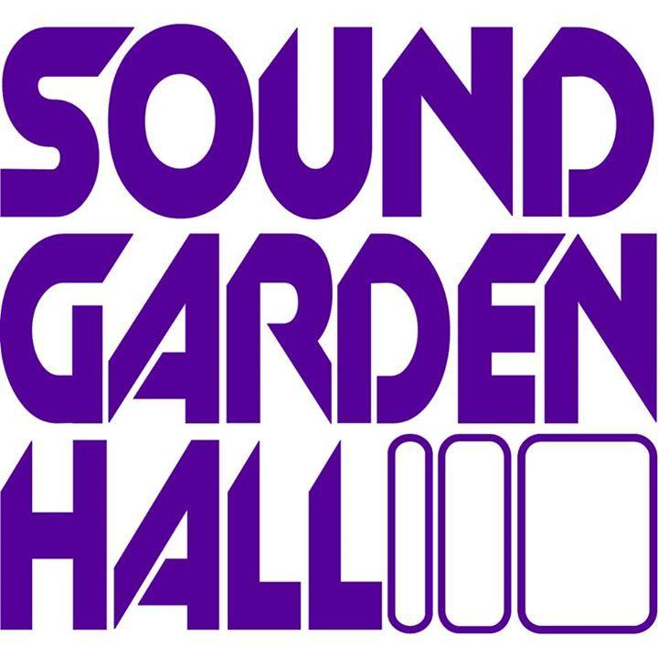 SoundGarden Hall Tour Dates