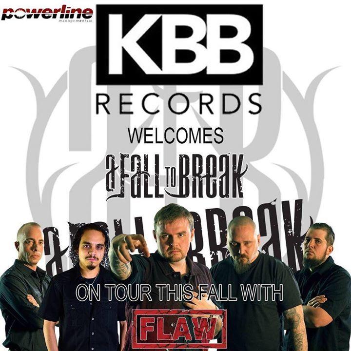 A Fall To Break Tour Dates