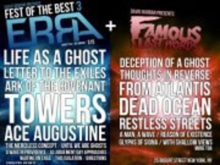 Relictus Tour Dates