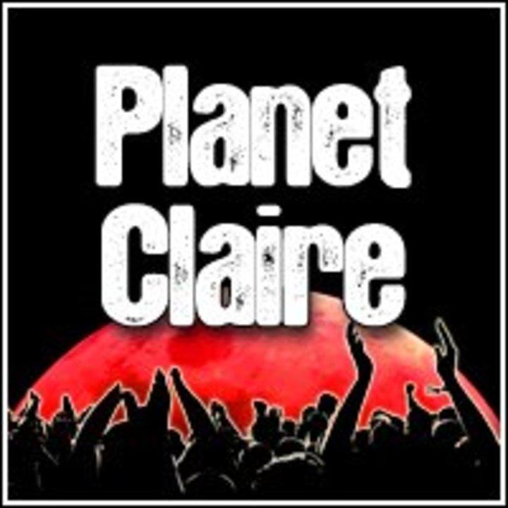 Planet Claire Tour Dates
