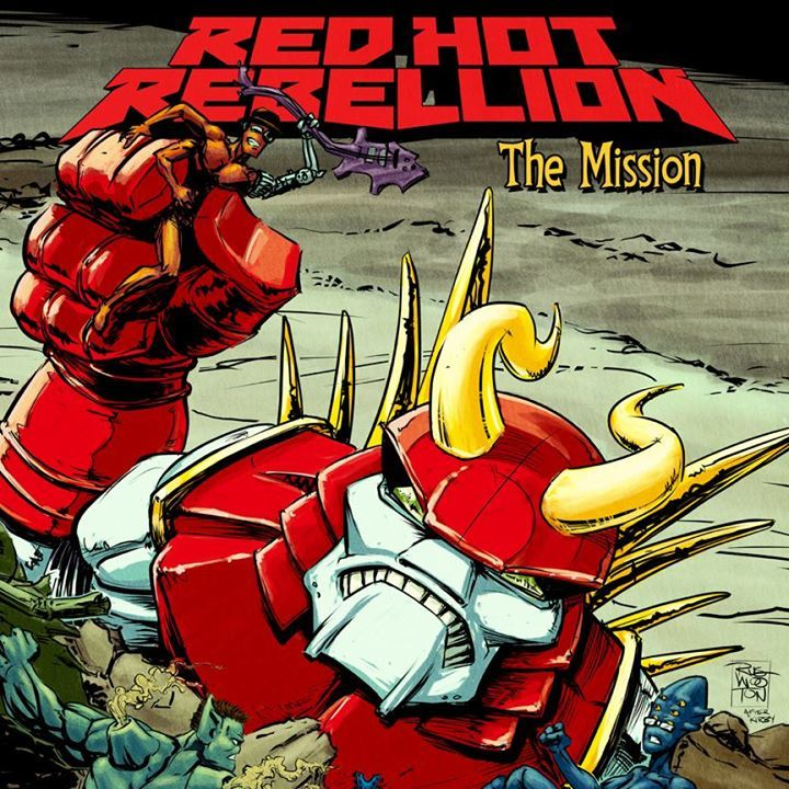 Red Hot Rebellion Tour Dates