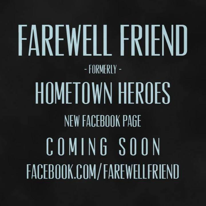 Hometown Heroes (MD) Tour Dates