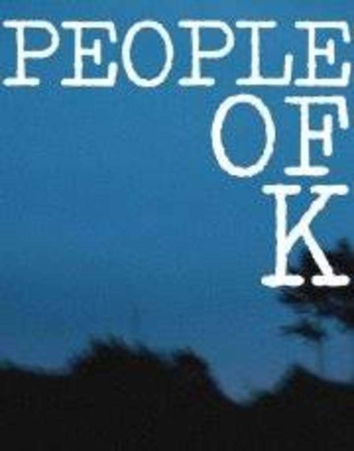 People Of K Tour Dates