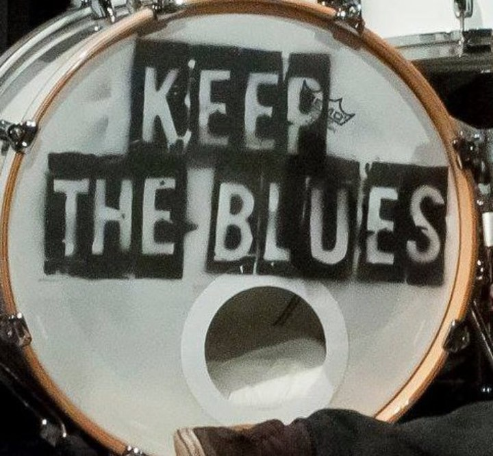 Keep The Blues Tour Dates