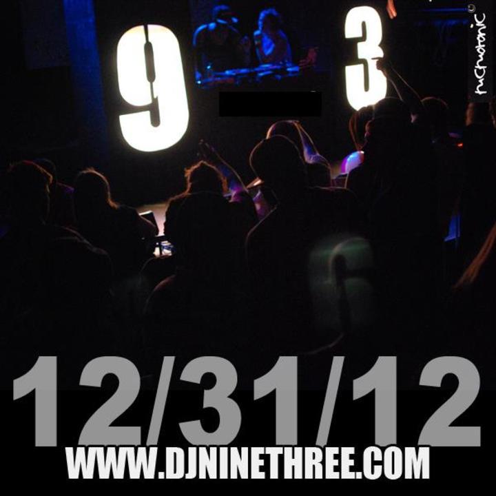 DJ Nine Three (Official) Tour Dates