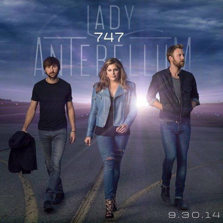 Lady Antebellum @ Clyde Auditorium - Glasgow, United Kingdom