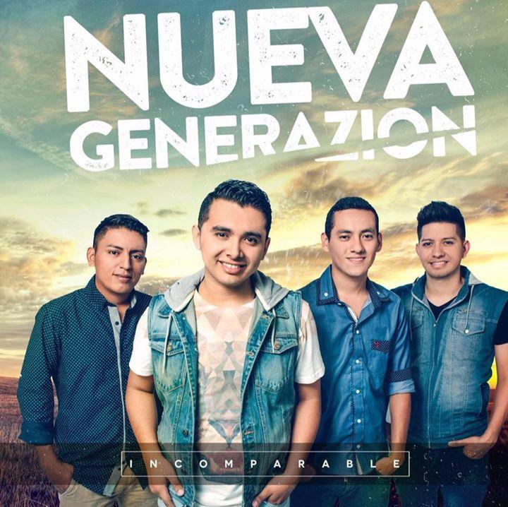 Nueva Generazion Ministerios Tour Dates