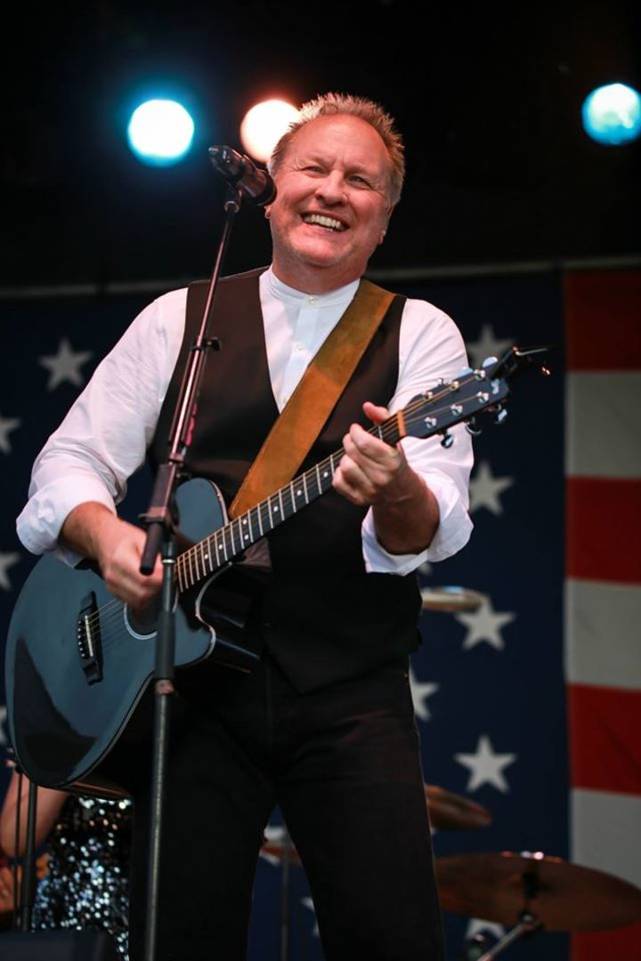 Collin Raye @ Holly Springs Cultural Center - Holly Springs, NC