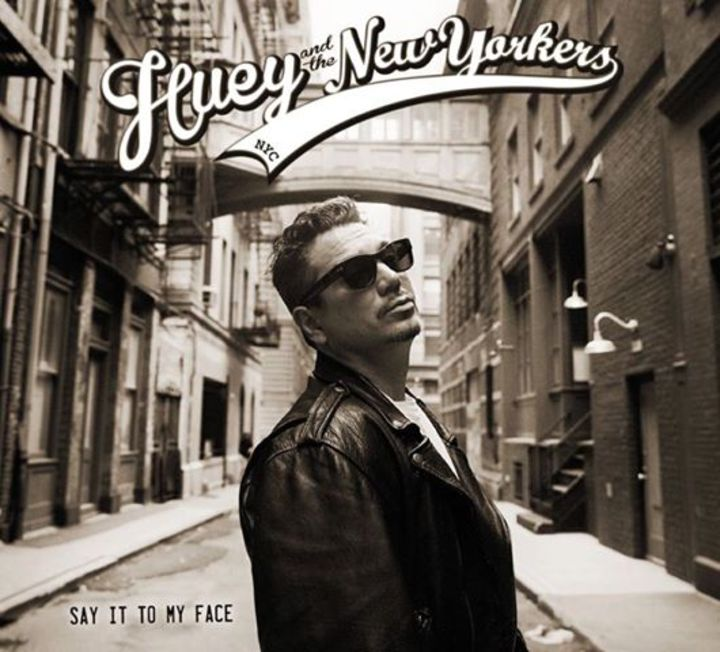 Huey and the New Yorkers Tour Dates