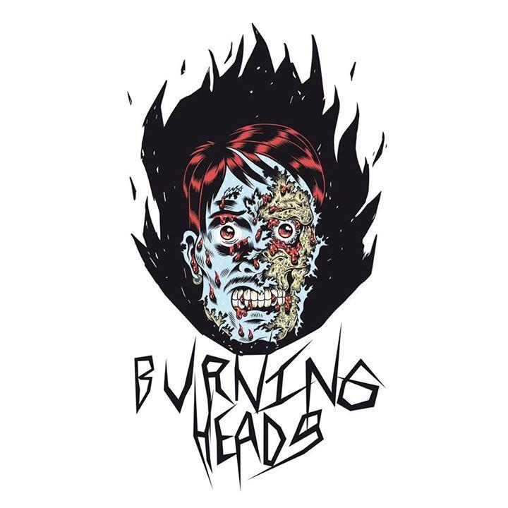 Burning Heads @ Liberté // L'Etage - Rennes, France
